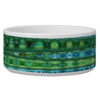 Seagrass Ceramic Pet Bowl