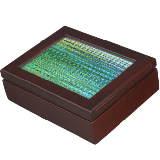 Seagrass Keepsake Box by Artist C.L. Brown