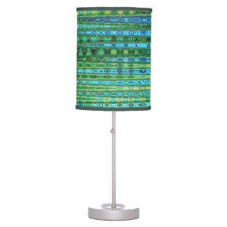 Seagrass Table Lamp by C.L. Brown