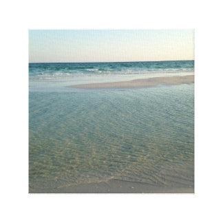 Seagrove Beach, Florida Canvas Print