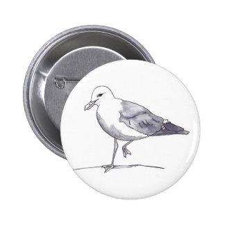 Seagull 1 2 inch round button