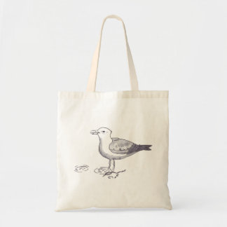 Seagull 2 tote bag