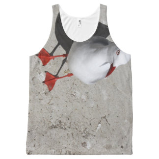 Seagull All-Over-Print Tank Top