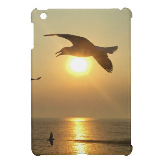 Seagull at Sunset iPad Mini Case