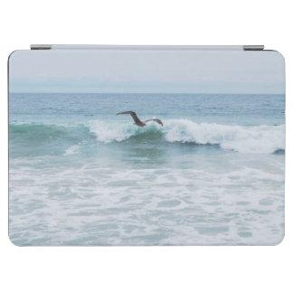 Seagull at the Beach in California iPad Air Cover