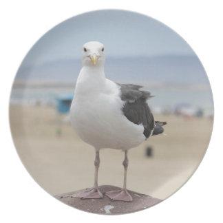 Seagull Dinner Plate