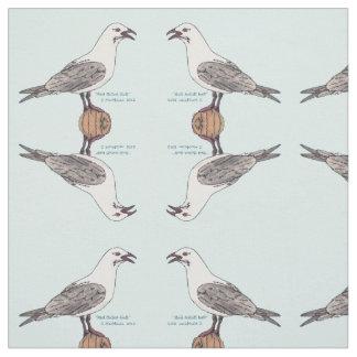 Seagull fabric