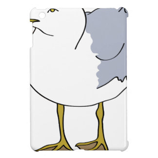 Seagull Illustration iPad Mini Cover