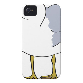 Seagull Illustration iPhone 4 Covers
