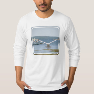 Seagull Men's Long Sleeve T-Shirt