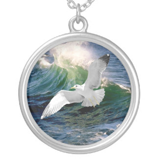 """Seagull"" Necklace"