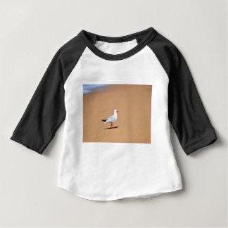 SEAGULL ON BEACH QUEENSLAND AUSTRALIA BABY T-Shirt