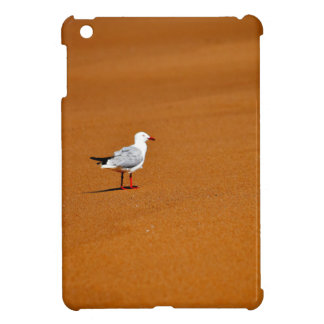 SEAGULL ON BEACH QUEENSLAND AUSTRALIA iPad MINI COVERS