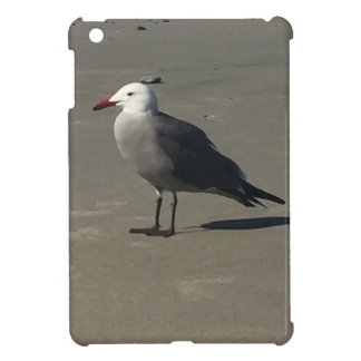Seagull on the Beach iPad Mini Cover