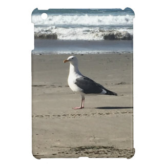 Seagull on the Beach iPad Mini Covers