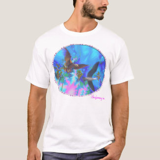 Seagull Skys T-Shirt
