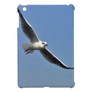 Seagulls are beautiful birds cover for the iPad mini