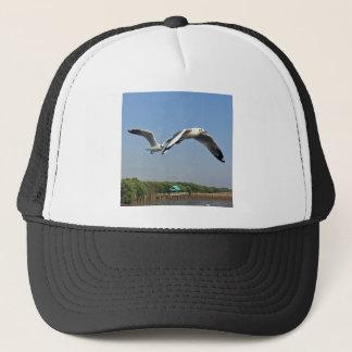 Seagulls in Flight Trucker Hat
