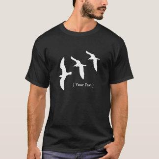 Seagulls Mens T-shirt