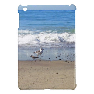 Seagulls on the Beach iPad Mini Case