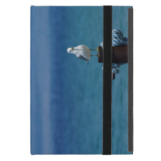 Seagulls Paradise At Mackinac Cover For iPad Mini