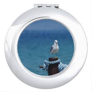 Seagulls Paradise At Mackinac Makeup Mirrors