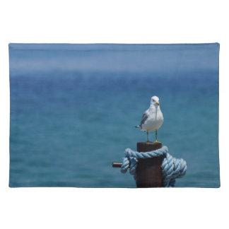 Seagulls Paradise At Mackinac Placemat