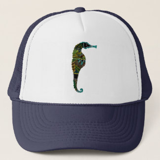 Seahorse 1 trucker hat