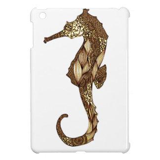 Seahorse 3 iPad mini cover