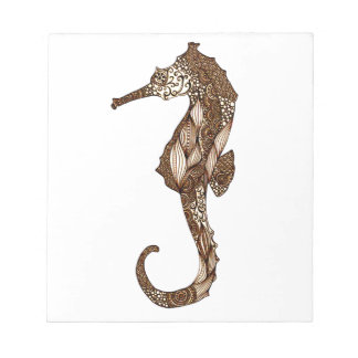 Seahorse 3 notepad