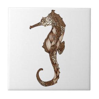 Seahorse 3 tile