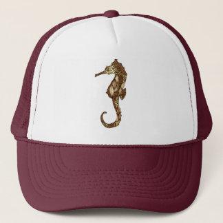 Seahorse 3 trucker hat