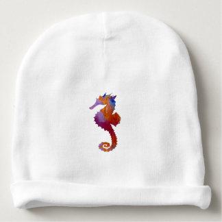 Seahorse Baby Beanie
