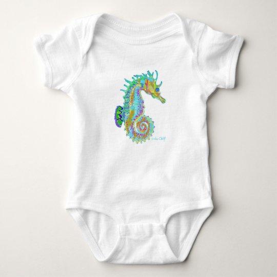 Seahorse Baby bodysuit