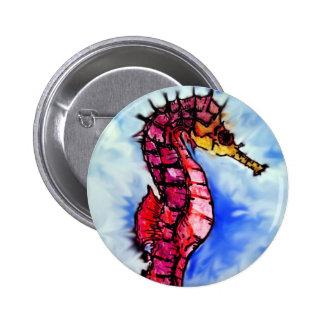 Seahorse button
