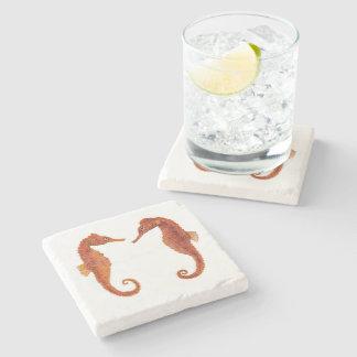 seahorse CoasteS Stone Coaster