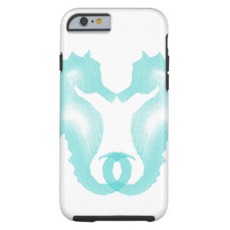 Seahorse Kiss Tough iPhone 6 Case