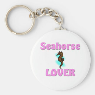 Seahorse Lover Keychain