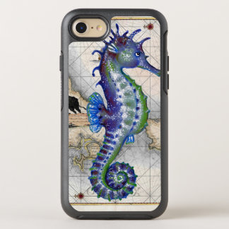 Seahorse Map Gibraltar OtterBox Symmetry iPhone 8/7 Case