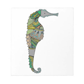 Seahorse Notepads