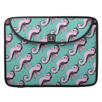 seahorse pink sleeve for MacBook pro