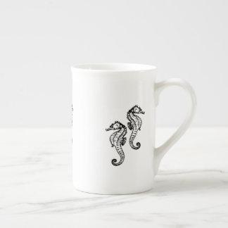 Seahorse Tea Cup