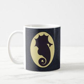Seahorse Themed Coffee Mug
