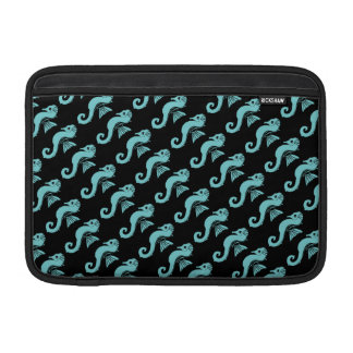 seahorse turquoise sleeve for MacBook air