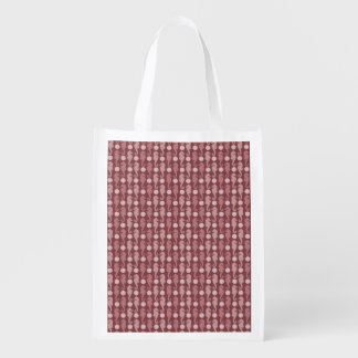 Seahorse Weave Resuable Grocery Bag