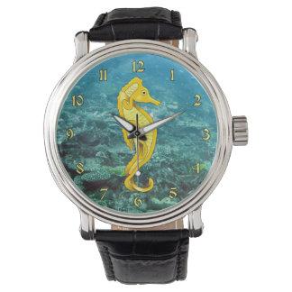 Seahorse Wristwatch