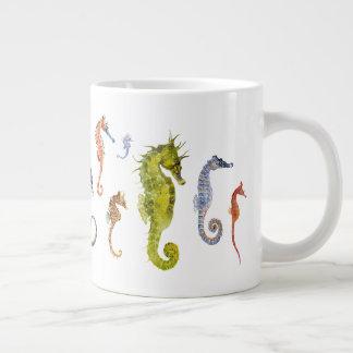 Seahorses of the World 2 Large Coffee Mug