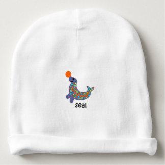 Seal Baby Beanie
