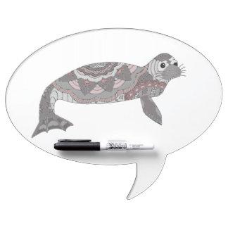 Seal Dry Erase Whiteboard
