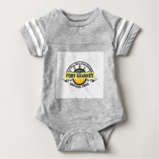 seal fort kearney baby bodysuit